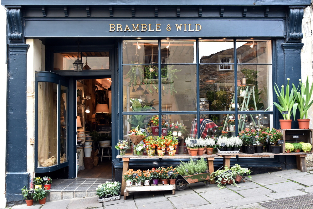 Example of a great looking shop front